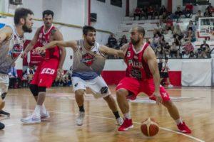 12-01-18 vs Zárate Basket